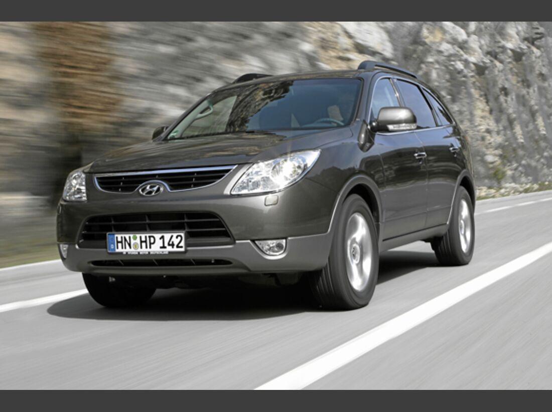 CAV 0911 Zugfahrzeuge perfektes Auto - SUV - Hyundai iX-55