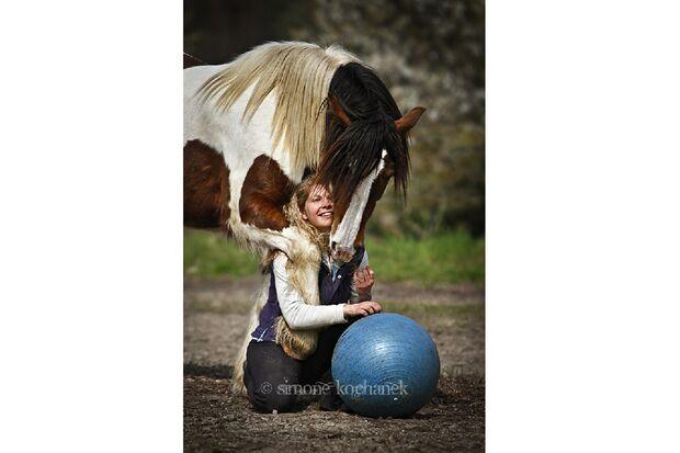 CAV Ball spielen Leserfotos Melanie Mischler