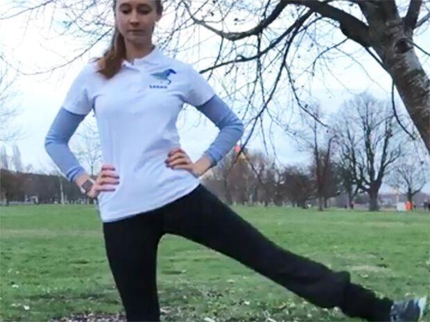 CAV Fit2Ride - Übung 1 Video