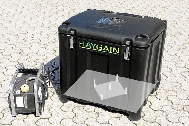 CAV Heubedampfer Haygain