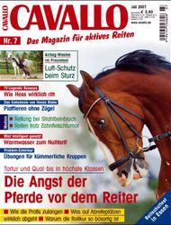 CAV Juli 2007 Cover