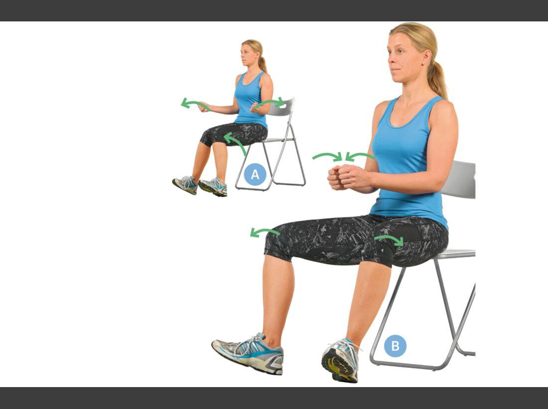CAV Kastner Motion Serie 02 - Übung 6 Arme und Beine gegendrehen
