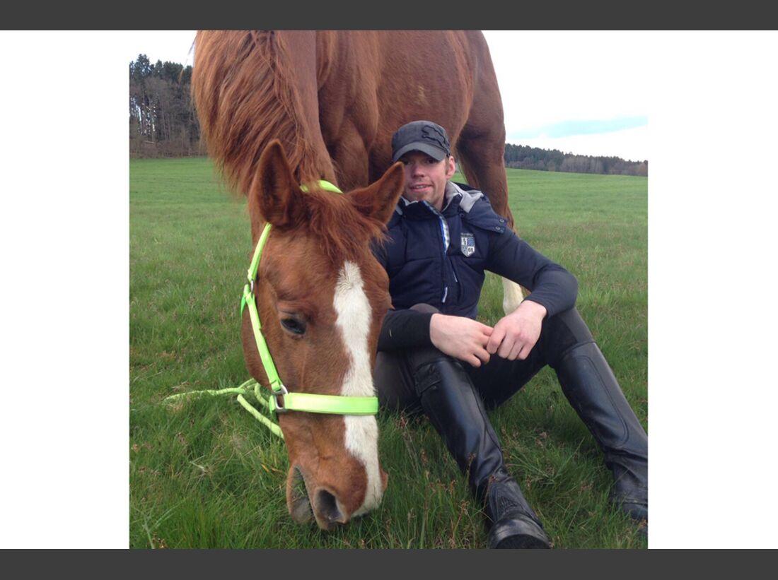 CAV Männer lieben Pferde Christian Daub