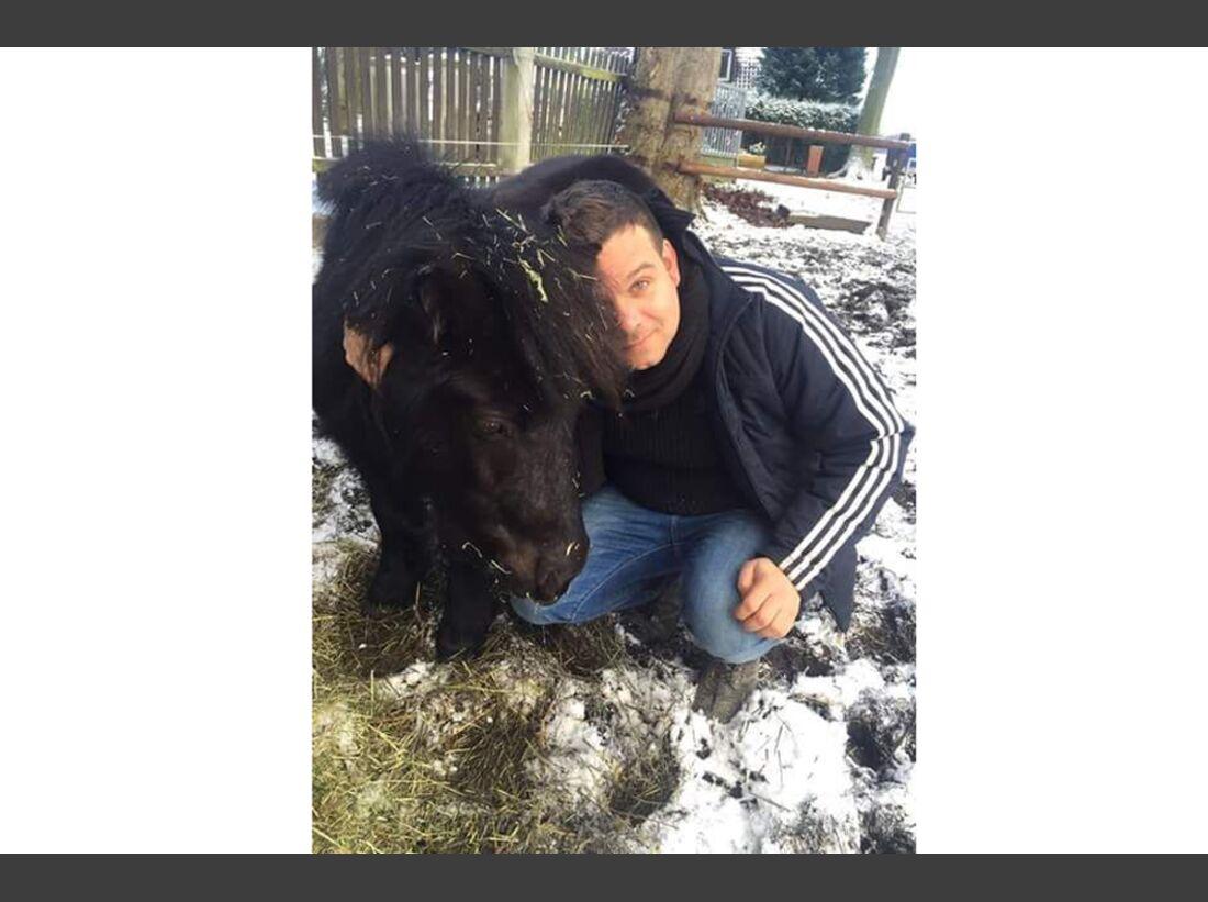 CAV Maenner lieben Pferde Christian Krause