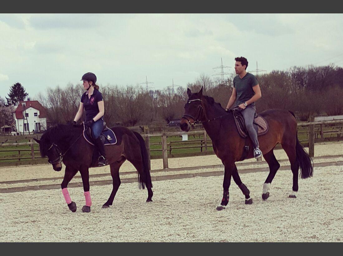 CAV Männer lieben Pferde Nadine Lefler