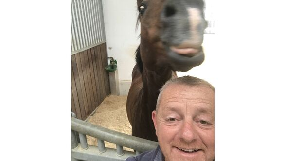 CAV Männer lieben Pferde Reinhard Eisenried