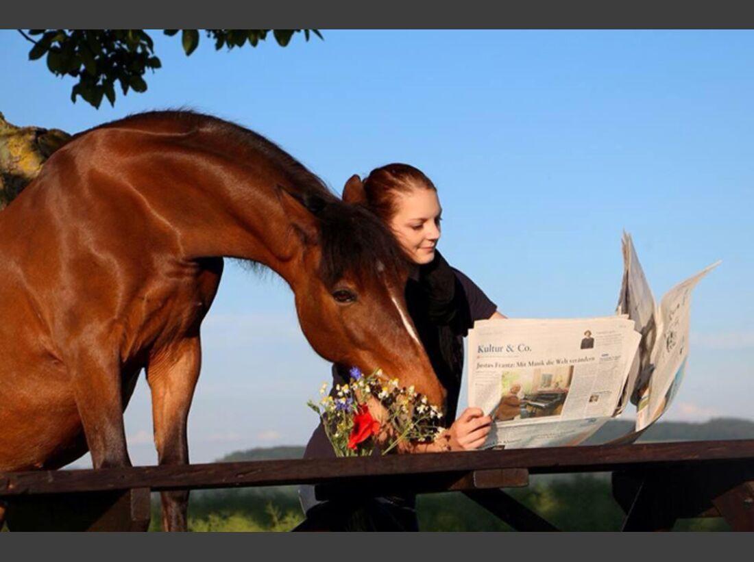 CAV Nasenbaer Leserfotos witzig schraeg Zeitung