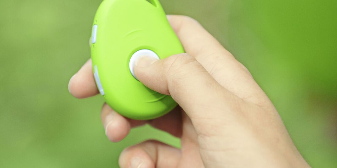 CAV Notrufsystem GPS SMART TRACKER