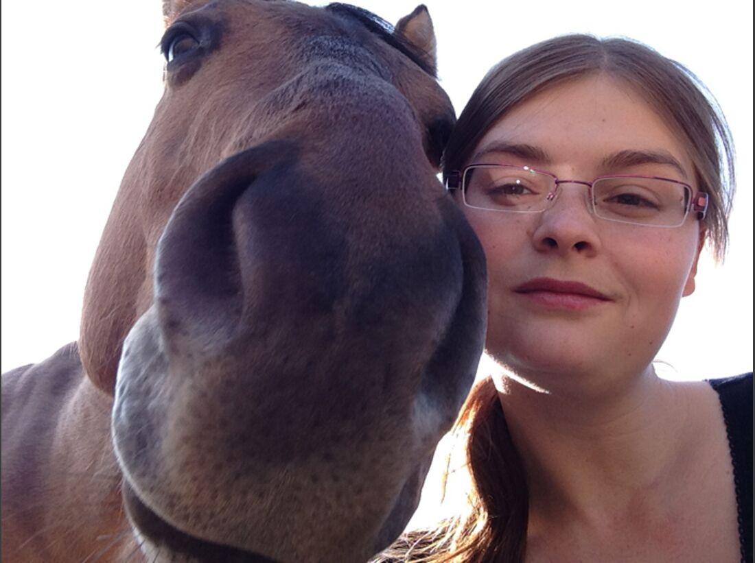 CAV-Pferde-Selfie-Leseraktion-2014-Stefanie-Schulz (JPG)