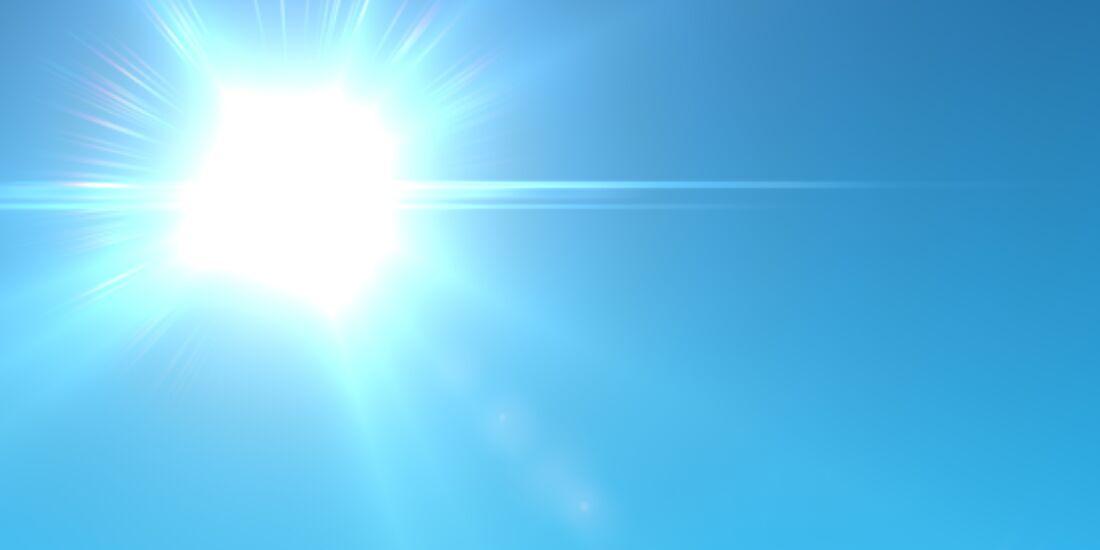 CAV Pralle Sonne Aufmacher
