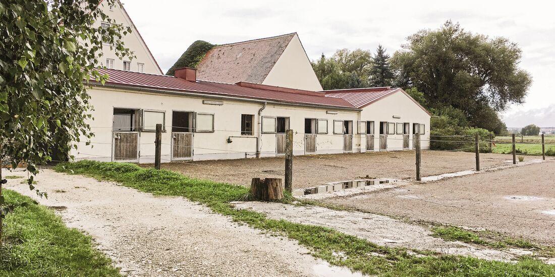 CAV Reitschultest Ingolstadt Badermühle 1