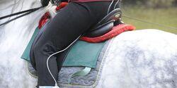 CAV Sattel-Pads Pads Sattelunterlage Test