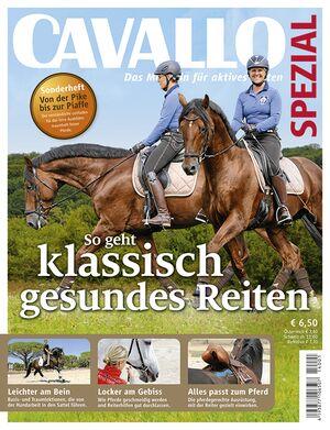 CAV Sonderheft Klassische Dressur Klassisch Reiten 2014