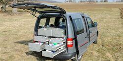 CAV Tierarzt Auto Apotheke 0