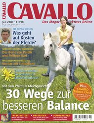CAV Titel Juli 2009