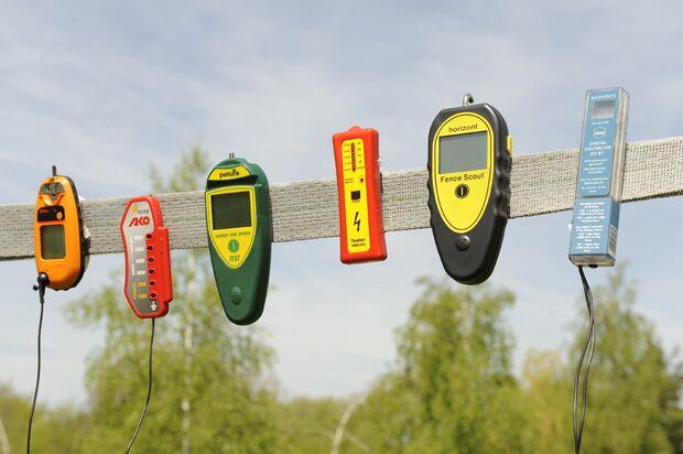 CAV Zaun Weide Koppel Zaunprüfgerät