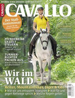 CAVALLO Titel Ausgabe 07/2019
