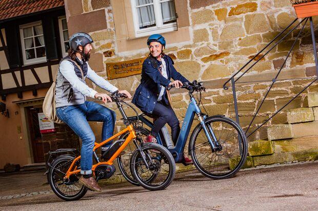 UB Video Best of Test: Die besten E-Bikes 2017
